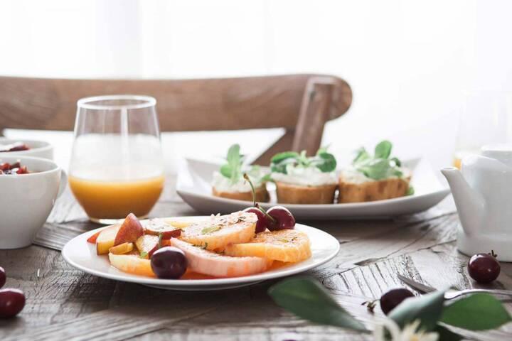 افضل ما يمكن شربه مع طعام الفطور لخسارة الوزن الزائد