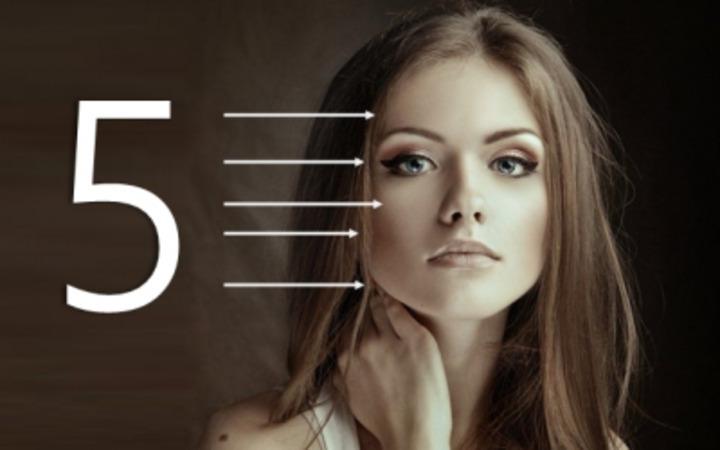 5 علامات في وجه المرأة تدل على جمالها الفائق وفق معايير علمية