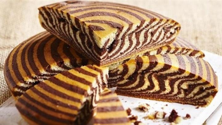 مُبهجة.. تعرفي على طريقة عمل الكيكة التايجر