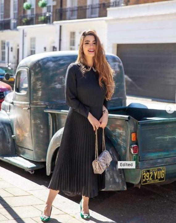 أزياء خريفية ناعمة على طريقة روان بن حسين