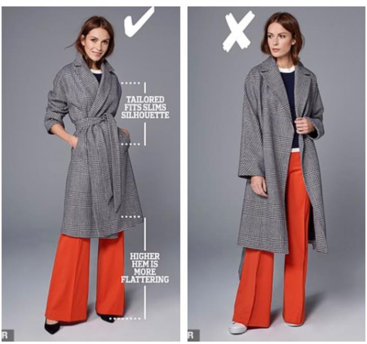 تجنبي هذه الأخطاء في اختيار ملابسك.. صور