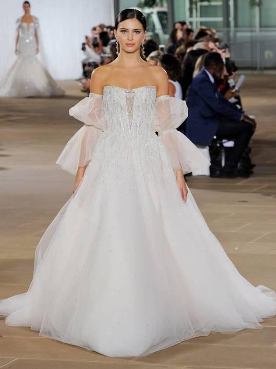 13 اتجاهاً لفساتين الزفاف لن تفوّتي معرفتها!