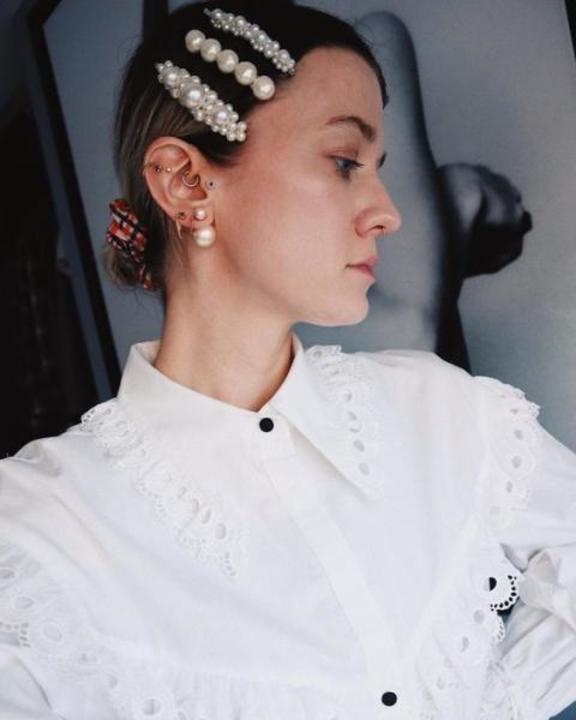 صور إكسسوارات شعر صيف 2019