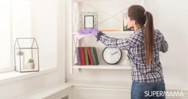 كيف تنظفين بيتك في ساعة واحدة بشهر رمضان؟   سوبر ماما