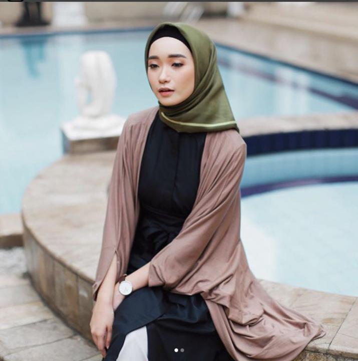 إستمتعي بإطلالات ساحرة بحجابك في الربيع