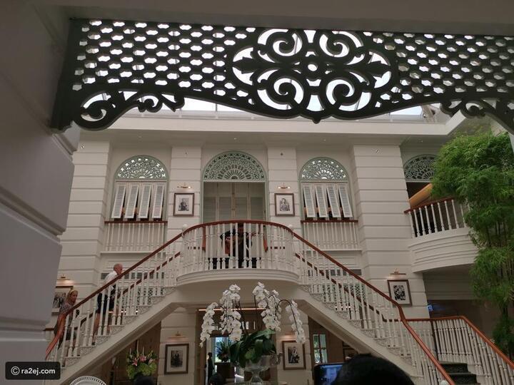 فندق ماندرين أورينتالMandarin Oriental, Bangkok