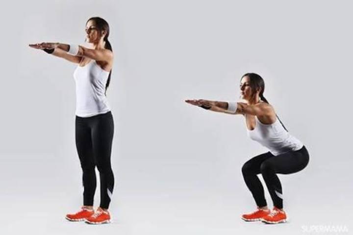 حركات رياضية للتخلص من تكيسات المبيض