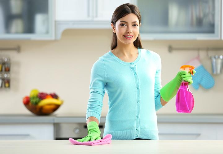 تنظيف البيت من الغبار بحيل بسيطة وخطوات سهلة