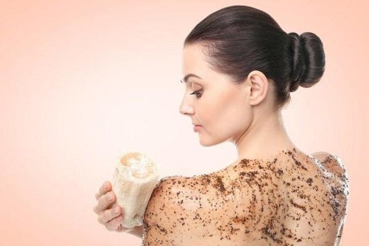 الكاكاو مقشر مثالي لبشرة الجسم