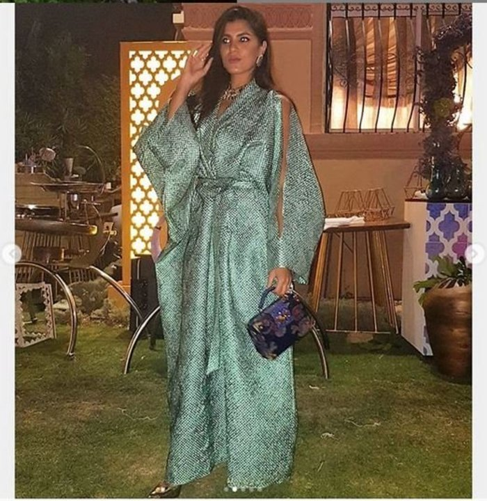 زوجة ماجد المصرى تبهر متابعيها بإطلالة رمضانية لافتة..صور