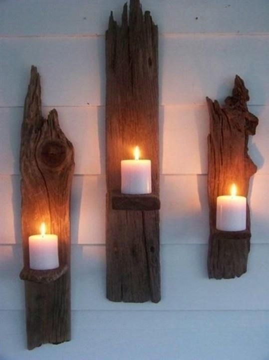 لديكورات الشموع في البيت... رونق لا يضاهى!