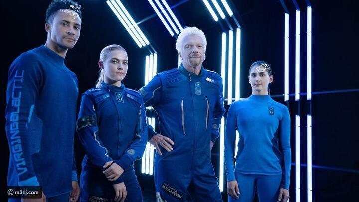 صور: أول ملابس مصممة للسياحة في الفضاء.. هل تراها مناسبة؟