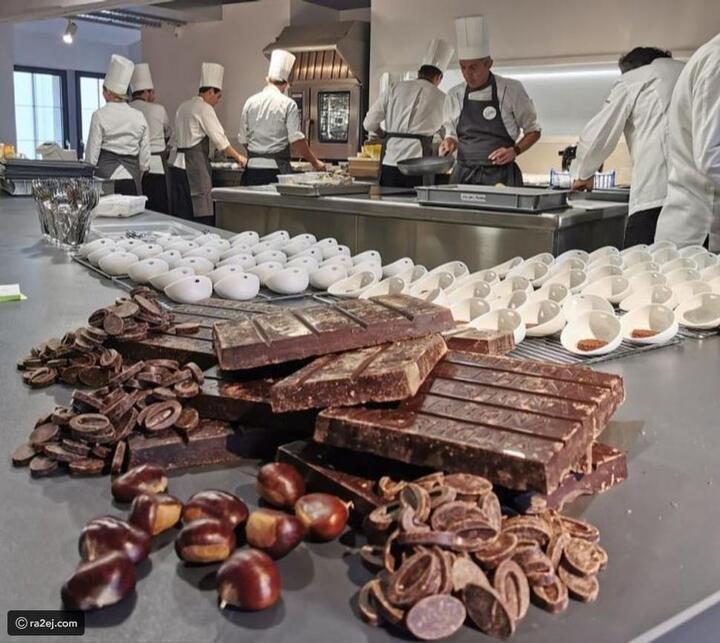 يسمح لك بتذوق معروضاته: تعرف على معرض الطعام الجديد في فرنسا