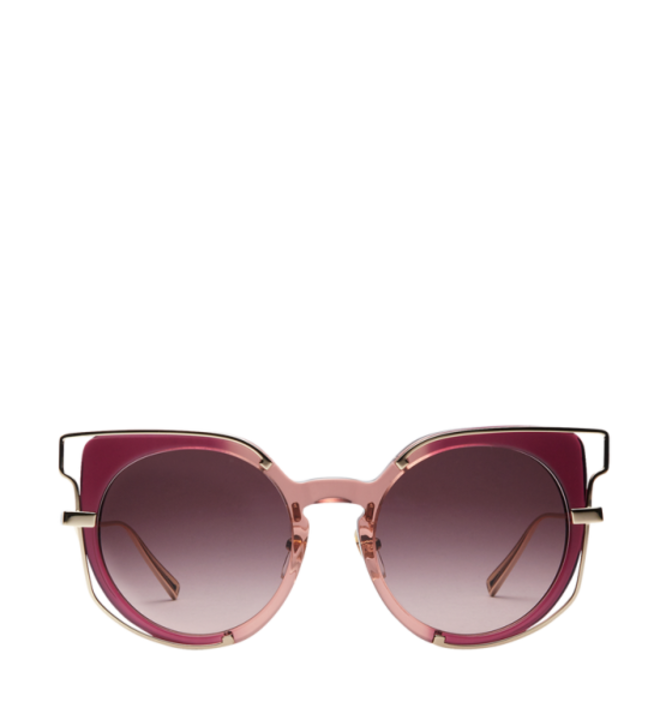700d1c55b أحدث أشكال نظارات شمسية من MCM لاطلالة أنيقة