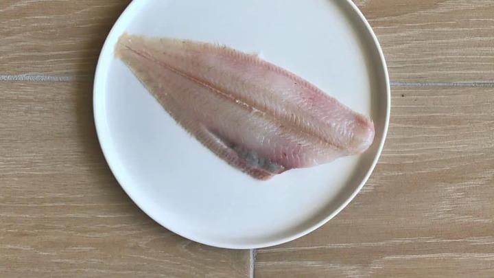 فيليه السمك بصوص الزبدة بالصور