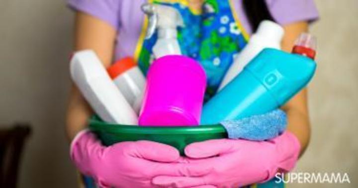 7 أخطاء تقعين فيها عند تنظيف المنزل | سوبر ماما
