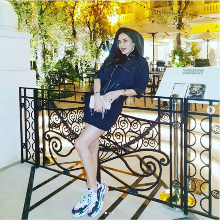 بـ جيبة قصيرة جذابة.. فاطمة ناصر تبهر متابعيها على الإنستجرام
