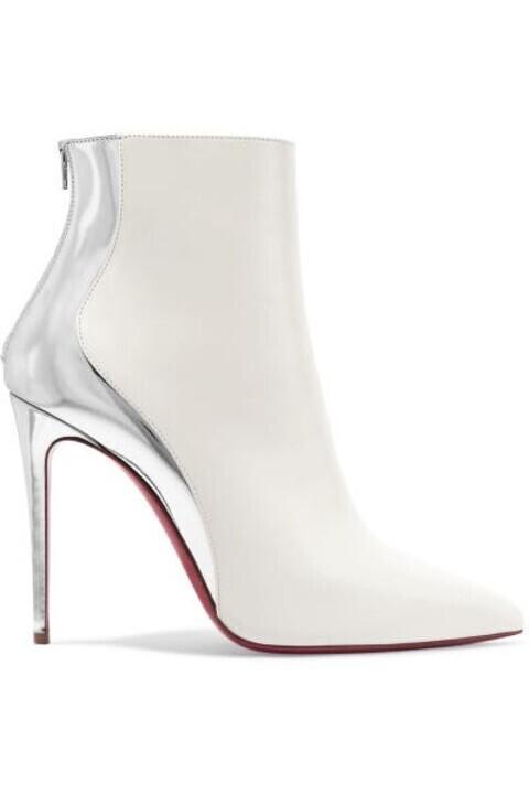 موديلات احذية برقبة لعروس الخريف والشتاء