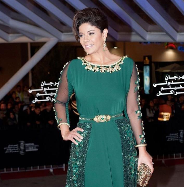 اجمل فساتين النجمات في فعاليات مهرجان مراكش السينمائي 2018