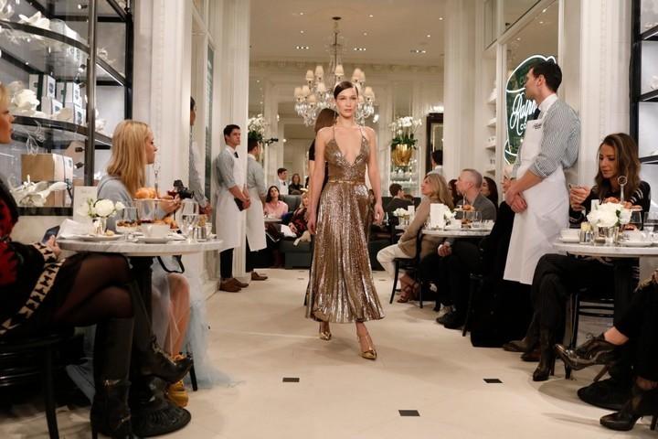 مجموعة رالف لورين ربيع 2019 في اسبوع الموضة في نيويورك