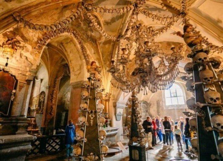بالصور... إكتشفي معنا أغرب المعالم السياحية حول العالم!
