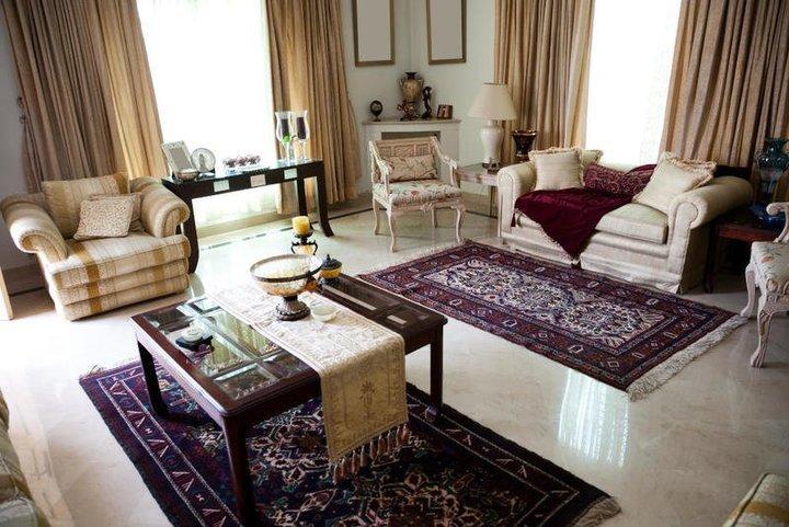 ديكورات هندية في منازل السعودية