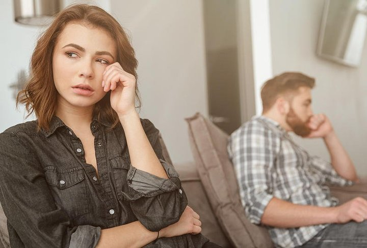 متى تكون الحياة الزوجية في خطر؟