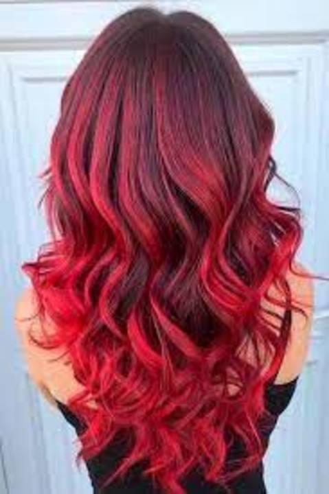 تألقي في العيد بلون شعر جديد 😍