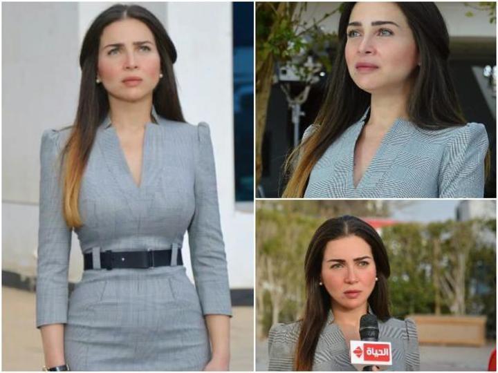 صور مي عز الدين وسيرين عبد النور بنفس الفستان: من ناسبها التصميم أكثر؟