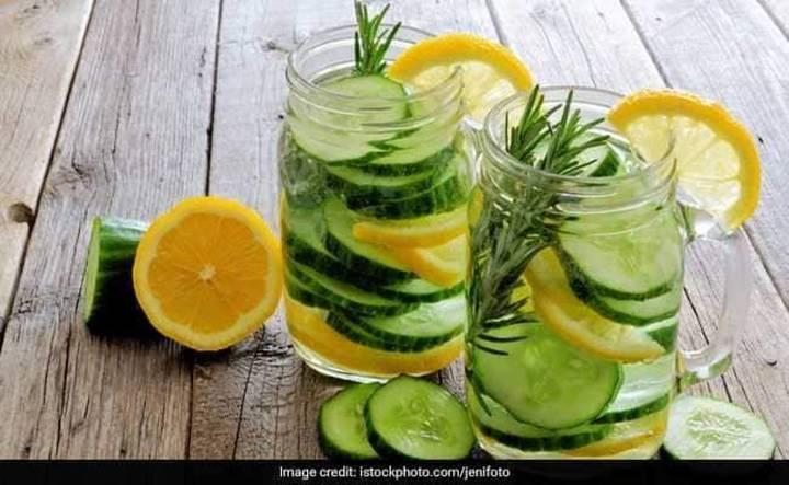 ماء الخيار وليس ماء الليمون... هكذا تحضرونه لمساعدة الجسم على حرق الدهون الزائدة بسرعة