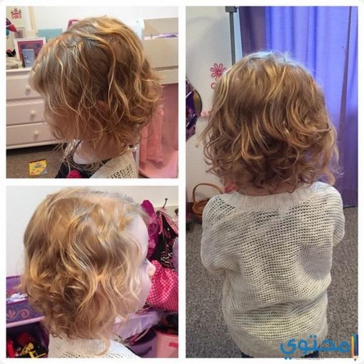 3c78ffd276716 أحدث قصات الشعر القصير للصغار