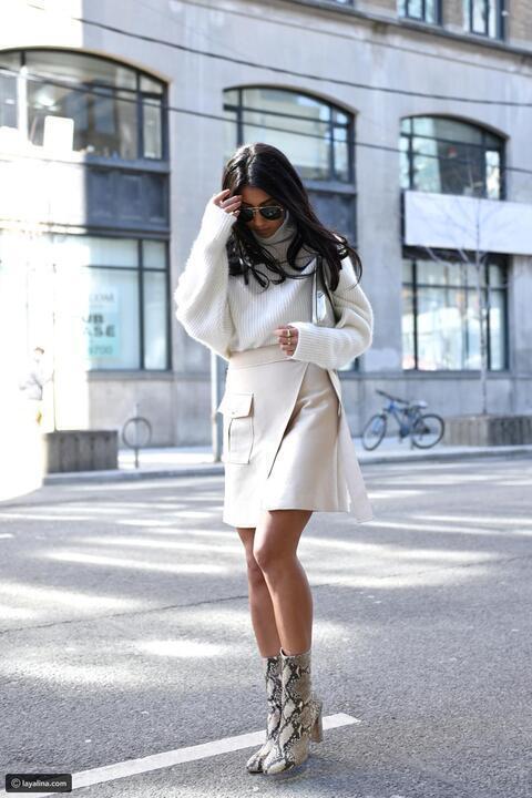 أزياء يجب أن تكون في خزانة ملابسك للحصول على مظهر فاخر