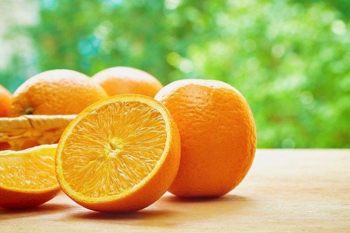 في رمضان الكمثرى والبرتقال بعد الإفطار