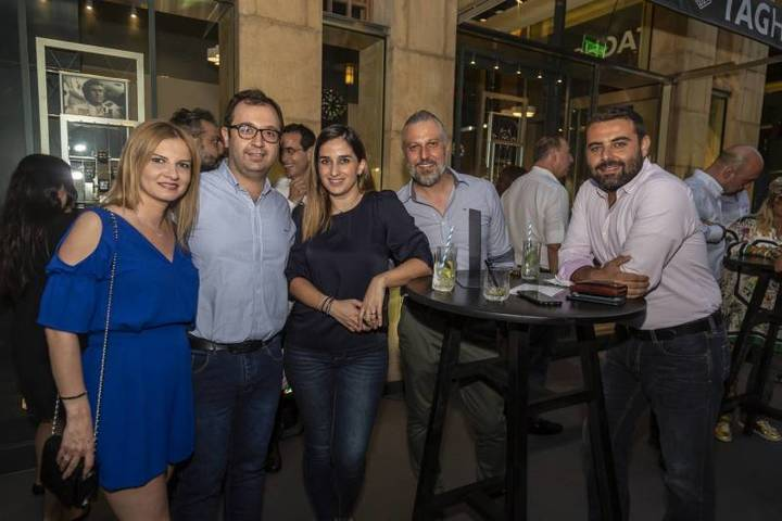 TAG Heuer تعيد افتتاح متجرها الرائد في بيروت بالشراكة مع مؤسسة ETS. H. Atamian