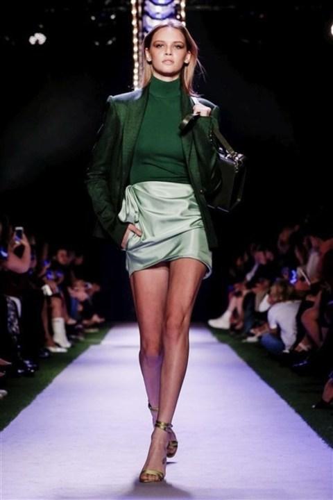 أزياء براندون ماكسويل لربيع 2020 ببصمة الاناقة الأميركية