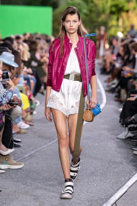 من أسبوع الموضة في نيويورك: مجموعة كوتش لربيع ٢٠٢٠