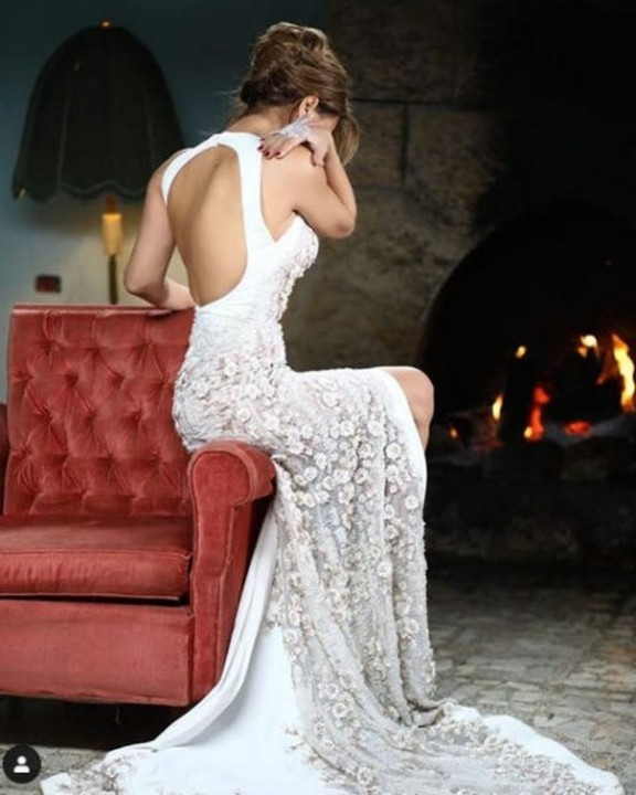 موديلات فساتين زفاف استوحيها من النجمات