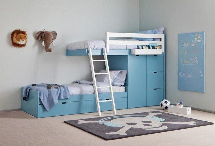 غرف نوم اطفال واحة للمرح وخيال لا يعرف الحدود