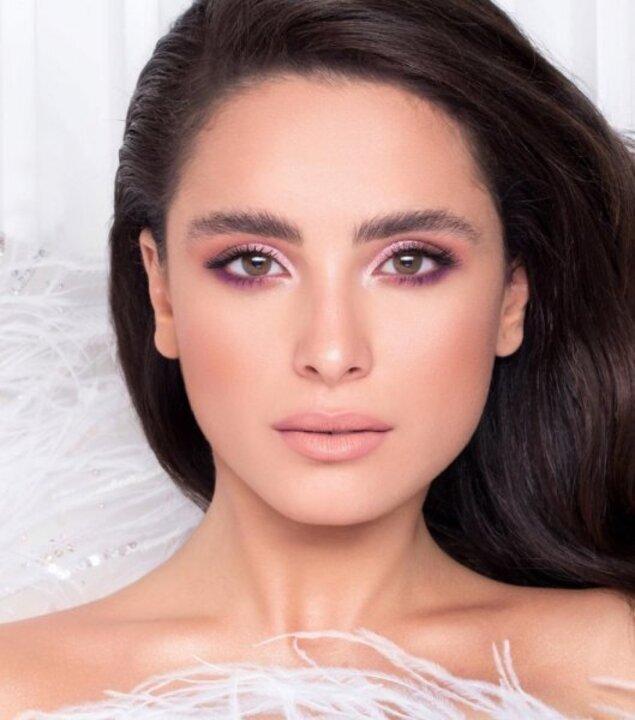 اجمل صيحات مكياج العروس من بسام فتوح
