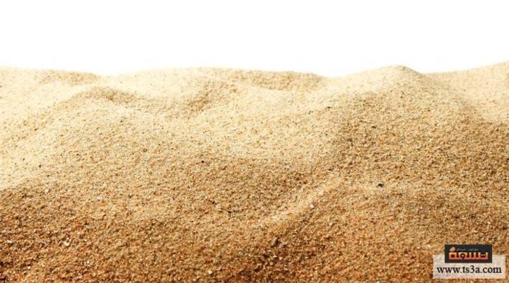 كيف يمكنك الاستفادة من الرمل في عدة مصنوعات يدوية؟
