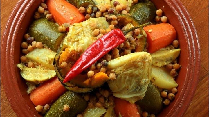 وصفات طواجن مغربية شهية ولذيذة