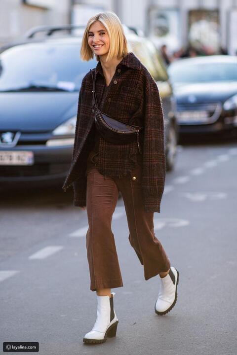تعرفي على أفضل أنواع الأحذية الشتوية المناسبة للطقس شديد البرودة
