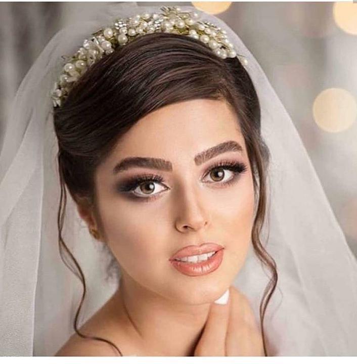 تسريحات عروس خليجية ليوم أحلامِك