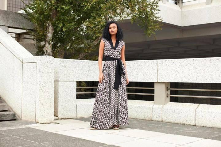 H & M x Mantsho :تعاون العملاق السويدي لأول مرة مع علامة تجارية أفريقية.