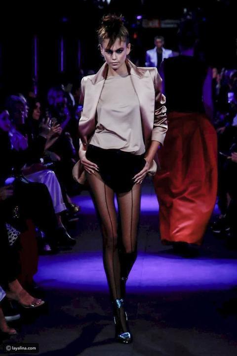Tom Ford يعرض مجموعة متنوعة من الملابس الرياضية الراقية في نيويورك