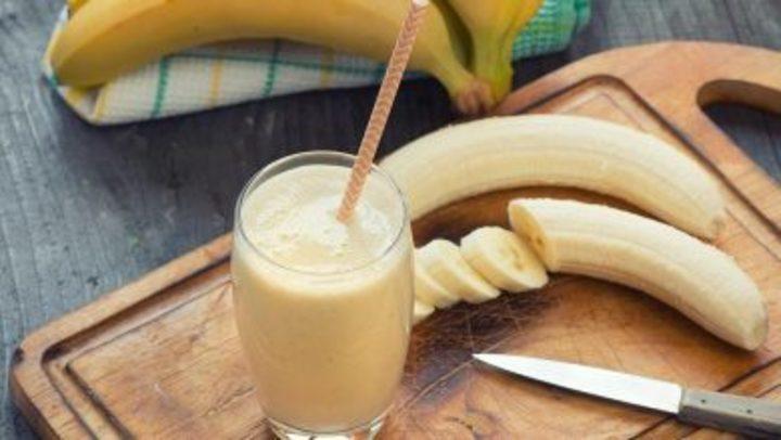 تحضير أحلى عصير الموز
