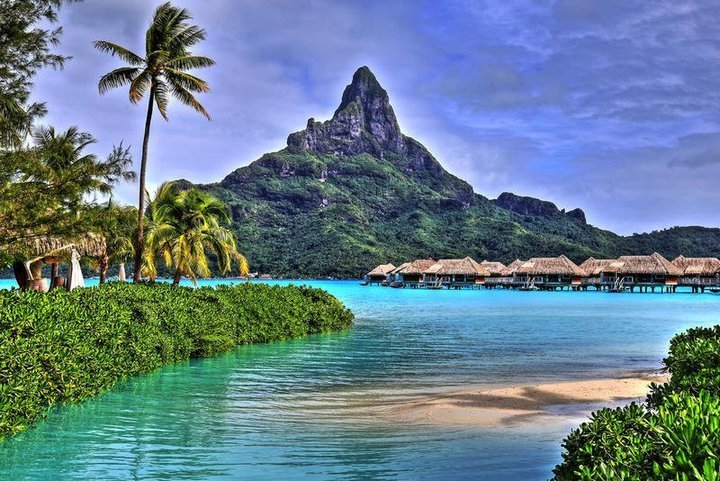 اجمل 10 اماكن سياحية في العالم