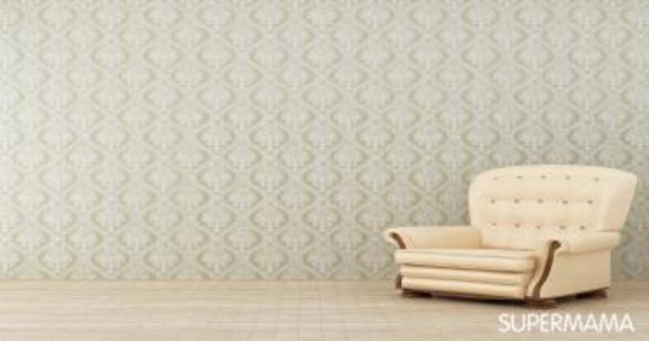 نصائح لاستخدام ورق الحائط في ديكور المنزل | سوبر ماما