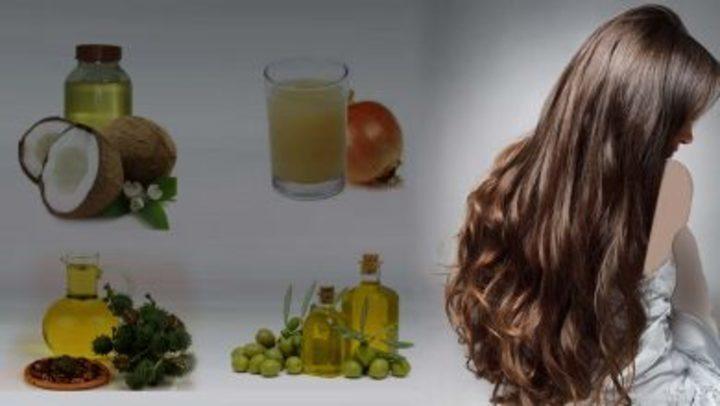 7 أسرع خلطات لتكثيف الشعر