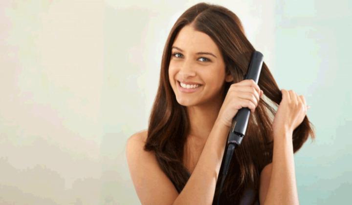 كيفية الحصول على شعر صحي بدون استخدام الحرارة